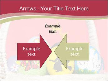 Easter Eggs Decor PowerPoint Template - Slide 90