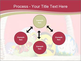 Easter Eggs Decor PowerPoint Template - Slide 91