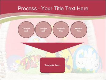 Easter Eggs Decor PowerPoint Template - Slide 93