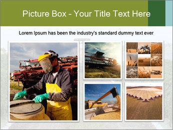 Insecticide Machinery PowerPoint Template - Slide 19