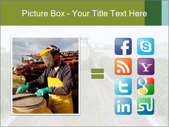 Insecticide Machinery PowerPoint Template - Slide 21