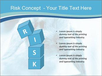 Blue Rabbit PowerPoint Templates - Slide 81