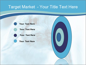 Blue Rabbit PowerPoint Template - Slide 84