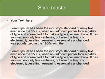 Robot Vacuum Cleaner PowerPoint Template - Slide 2