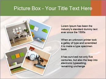 Robot Vacuum Cleaner PowerPoint Template - Slide 23