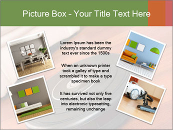 Robot Vacuum Cleaner PowerPoint Template - Slide 24