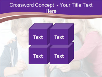All Family Watching At Tablet Screen PowerPoint Template - Slide 39