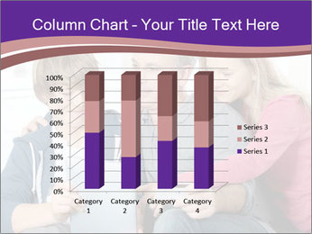 All Family Watching At Tablet Screen PowerPoint Templates - Slide 50