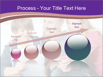 All Family Watching At Tablet Screen PowerPoint Templates - Slide 87