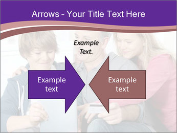 All Family Watching At Tablet Screen PowerPoint Templates - Slide 90
