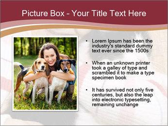 Grandmama Hugs Cat PowerPoint Template - Slide 13