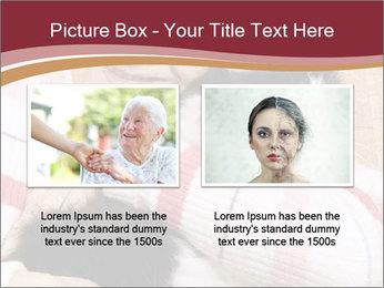 Grandmama Hugs Cat PowerPoint Template - Slide 18