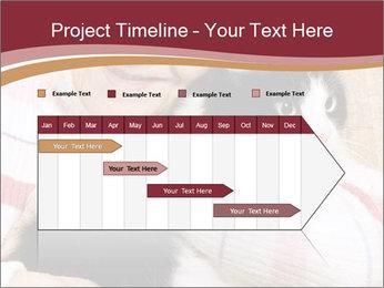 Grandmama Hugs Cat PowerPoint Template - Slide 25