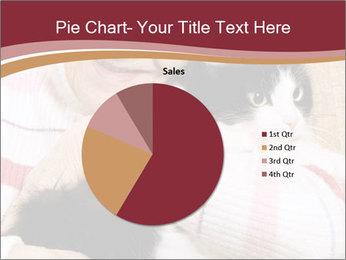 Grandmama Hugs Cat PowerPoint Template - Slide 36