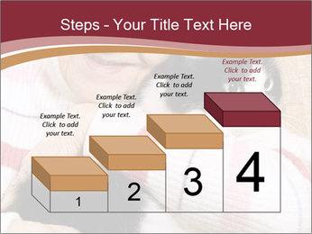 Grandmama Hugs Cat PowerPoint Template - Slide 64