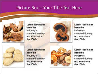 Cinnamon Spice PowerPoint Template - Slide 14