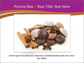 Cinnamon Spice PowerPoint Template - Slide 16
