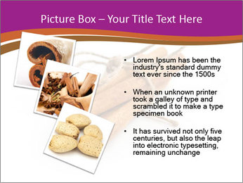 Cinnamon Spice PowerPoint Template - Slide 17