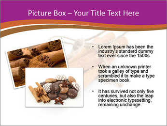 Cinnamon Spice PowerPoint Template - Slide 20