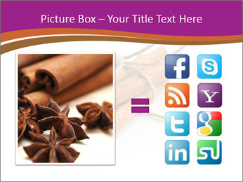 Cinnamon Spice PowerPoint Template - Slide 21
