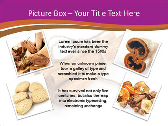 Cinnamon Spice PowerPoint Template - Slide 24