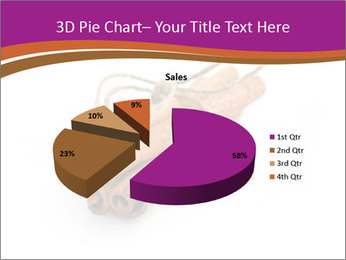 Cinnamon Spice PowerPoint Template - Slide 35