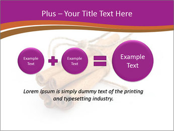 Cinnamon Spice PowerPoint Template - Slide 75