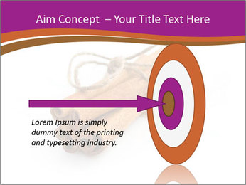 Cinnamon Spice PowerPoint Template - Slide 83