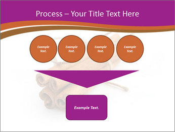Cinnamon Spice PowerPoint Template - Slide 93