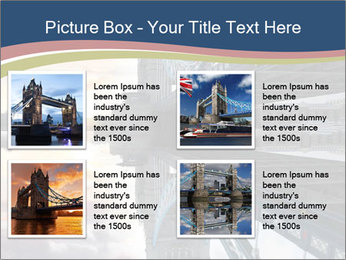 Themes River During Sunset PowerPoint Templates - Slide 14