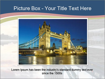 Themes River During Sunset PowerPoint Template - Slide 15