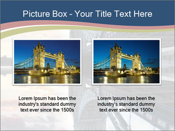 Themes River During Sunset PowerPoint Template - Slide 18