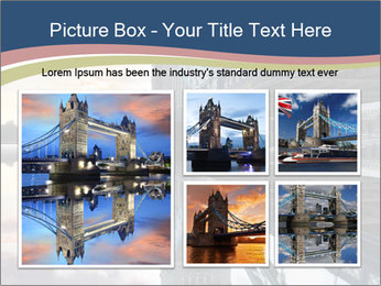 Themes River During Sunset PowerPoint Template - Slide 19