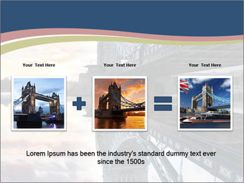 Themes River During Sunset PowerPoint Template - Slide 22