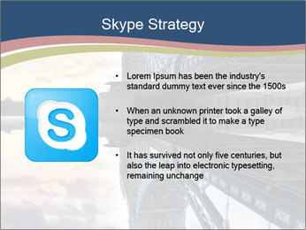 Themes River During Sunset PowerPoint Template - Slide 8