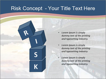 Themes River During Sunset PowerPoint Template - Slide 81