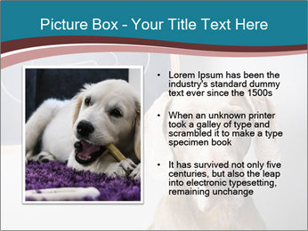 Hungry Dog PowerPoint Template - Slide 13