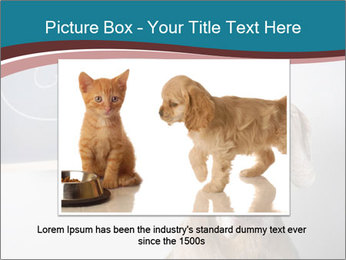 Hungry Dog PowerPoint Template - Slide 15