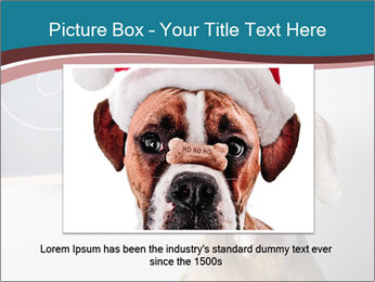 Hungry Dog PowerPoint Template - Slide 16
