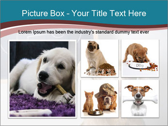 Hungry Dog PowerPoint Template - Slide 19