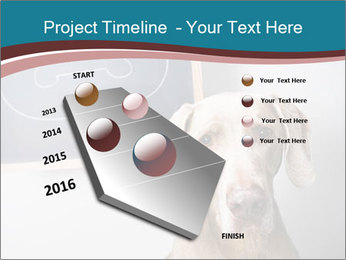Hungry Dog PowerPoint Template - Slide 26