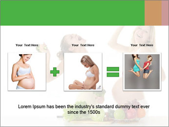 Diet During Pregnancy PowerPoint Template - Slide 22
