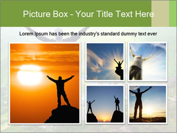 Man With Free Spirit PowerPoint Template - Slide 19