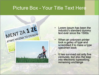 Man With Free Spirit PowerPoint Template - Slide 20