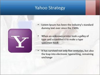Man Typing On White Laptop PowerPoint Templates - Slide 11