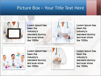 Man Typing On White Laptop PowerPoint Templates - Slide 14