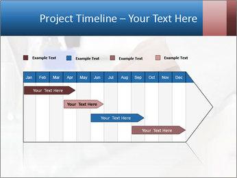 Man Typing On White Laptop PowerPoint Templates - Slide 25