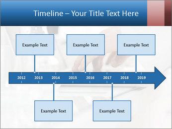 Man Typing On White Laptop PowerPoint Templates - Slide 28