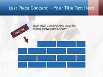 Man Typing On White Laptop PowerPoint Templates - Slide 46