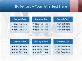 Man Typing On White Laptop PowerPoint Templates - Slide 56